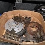 die VR4 Bremsanlage